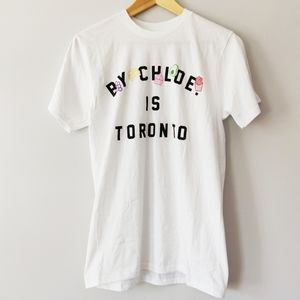 Peace Collective x By Chloe is Toronto Vegan Tee
